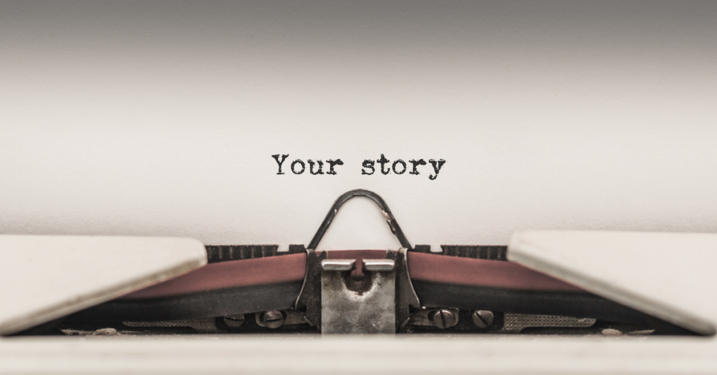 Why Your Story Matters | Finding, Writing & Living | Leader Online